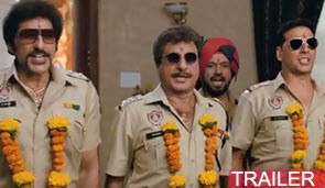 New Theatrical  Trailer : Khiladi 786 