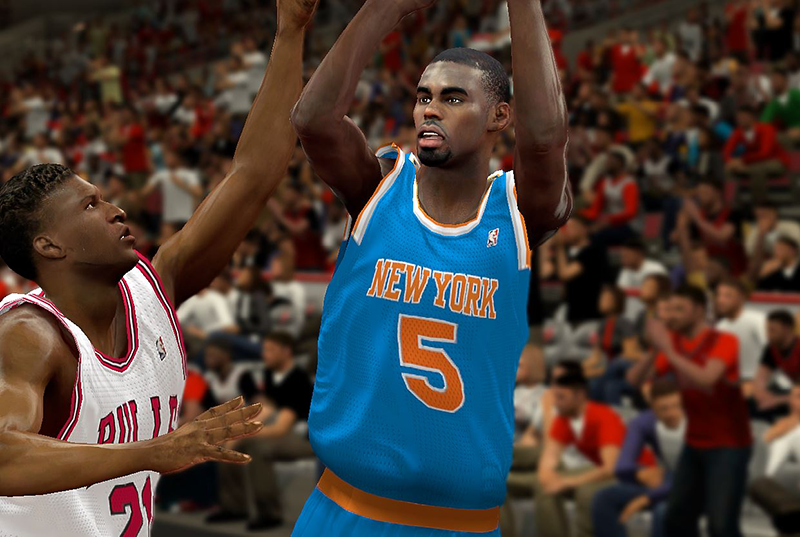 NBA 2K14 Tim Hardaway Jr Next-Gen Face Mod