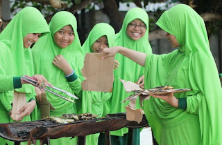Rihlah Santri HBS Tanjung Uncang, Batam