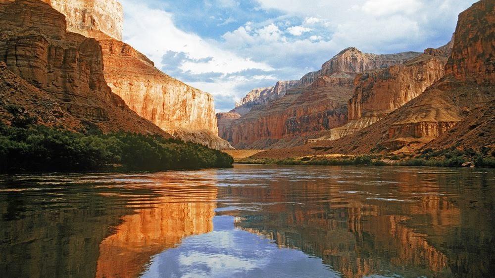 Dünya Üzerindeki En Güzel HD Kanyon Resimleri