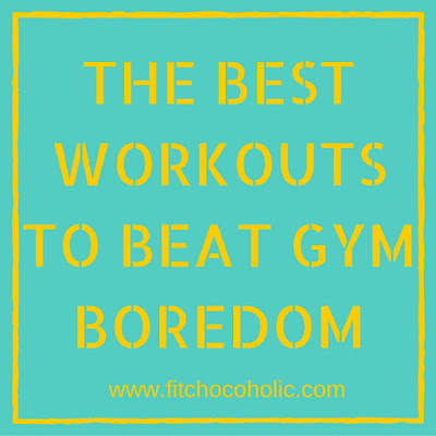 The Best Workouts to Beat Gym Boredom