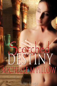 Review: Scorched Destiny by Michelle M. Pillow