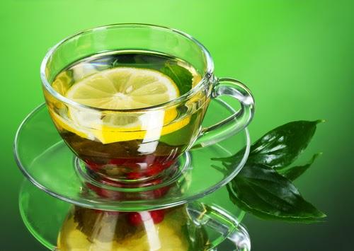 Benefit of Green Tea With Lemon