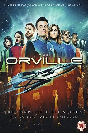 The Orville S01 All Episode [Season 1] Complete Download 480p