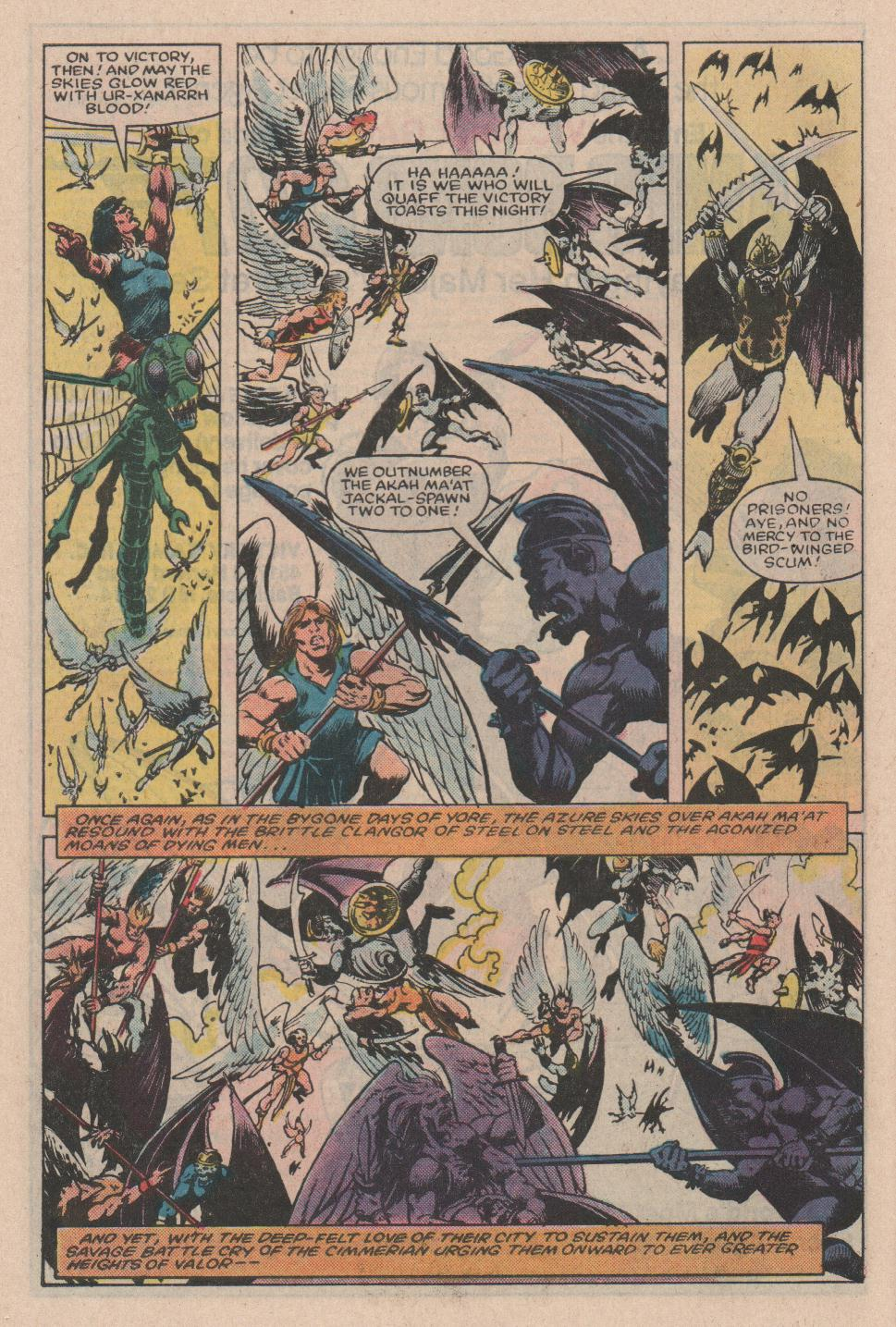 Conan the Barbarian (1970) Issue #154 #166 - English 22