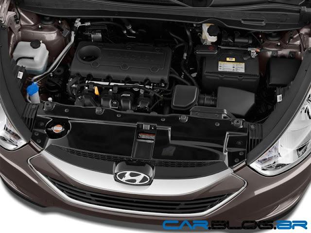 Hyundai ix35 2013 Flex - motor