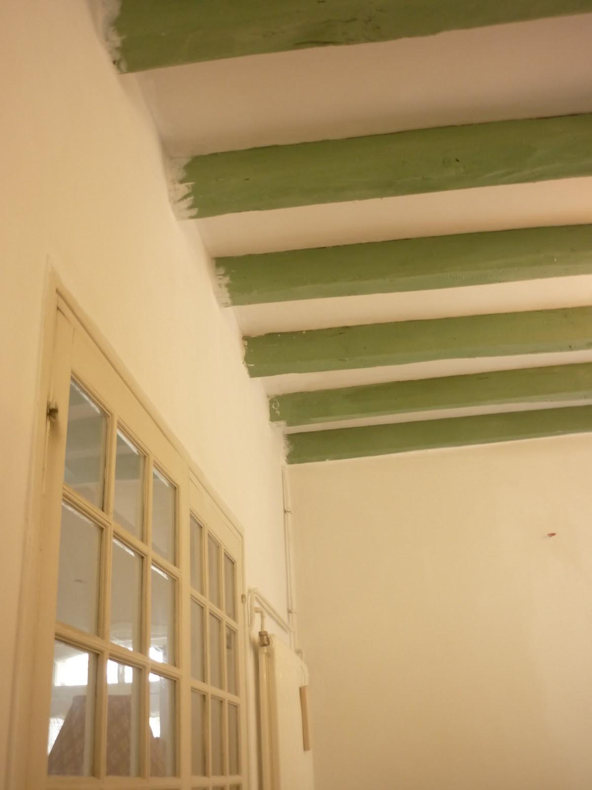 Dans l 39 art du temps d coration d 39 int rieur le savoir faire for Peinture blanche pour plafond