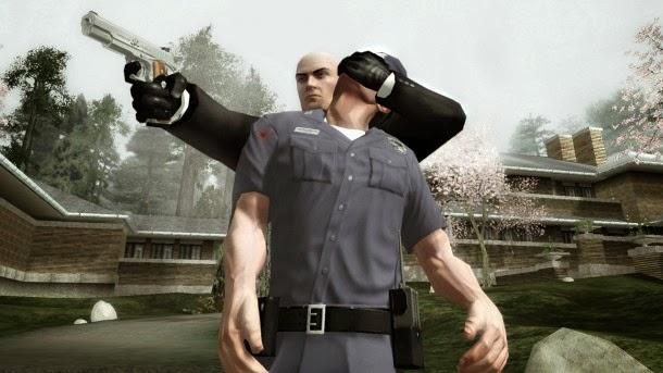 Hitman 4 Blood Money PC Game Screenshot