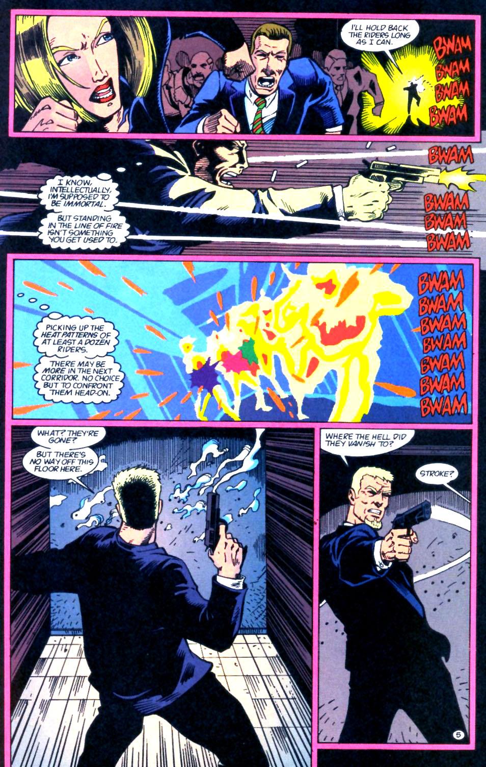 Deathstroke (1991) Issue #59 #64 - English 6