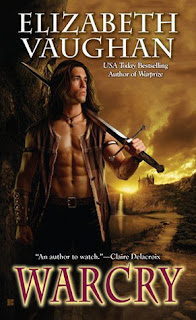 Guest Review: Warcry by Elizabeth Vaughan