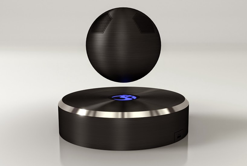 Hisaux un geek du milieu om one l 39 enceinte bluetooth en for Enceinte bluetooth de salon