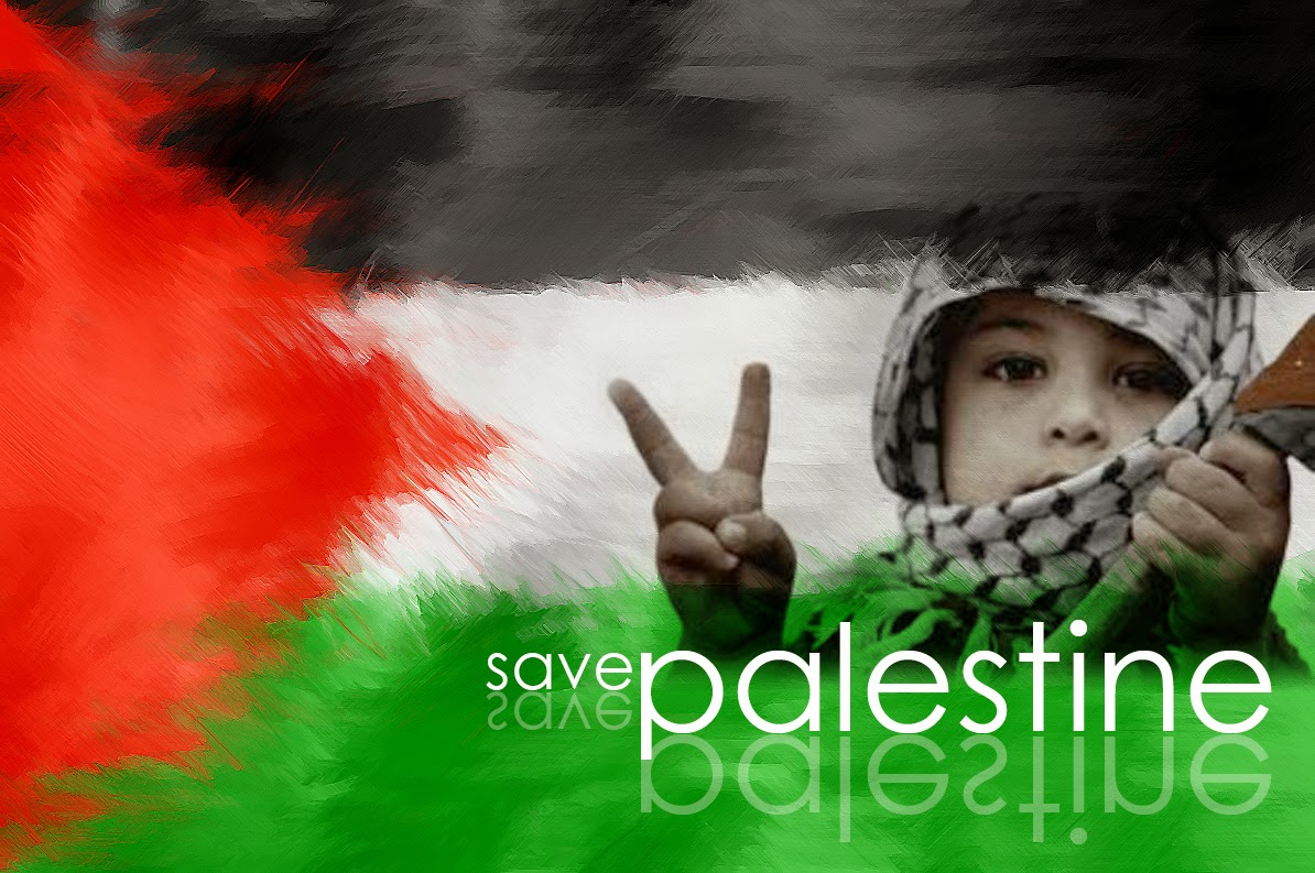 Gambar save Gaza Palestine