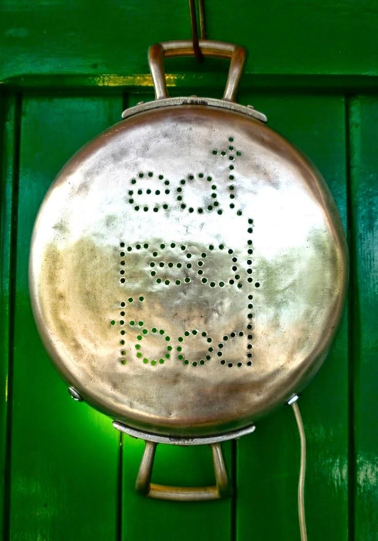 Ideas para Reciclar Utensilios de Cocina