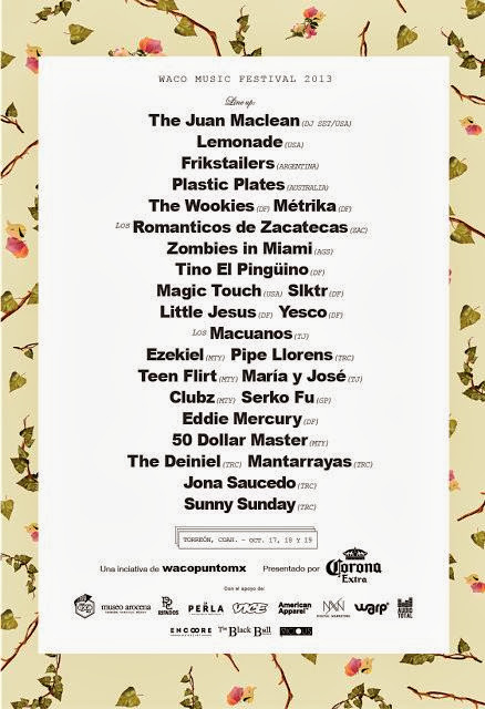 WACO Music Festival 2013