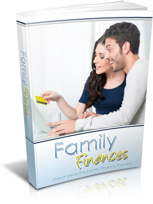 Manage Your Family Finances