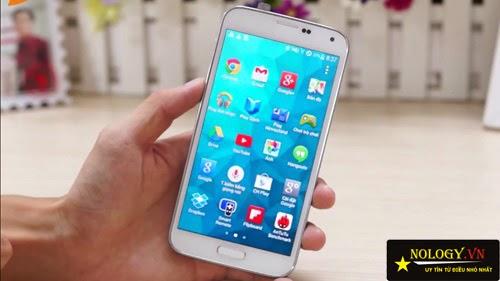 Cấu hình Samsung galaxy S5 au