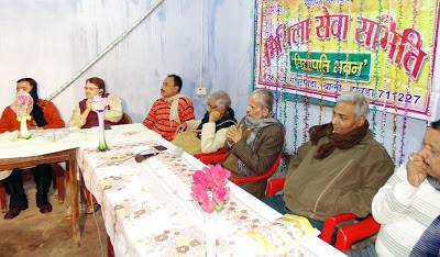 'अनुपम सभा मे अविरल बहल साहित्य-सुधा'