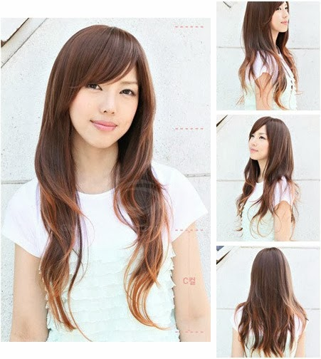 New Ideas : Long Haircuts for Women