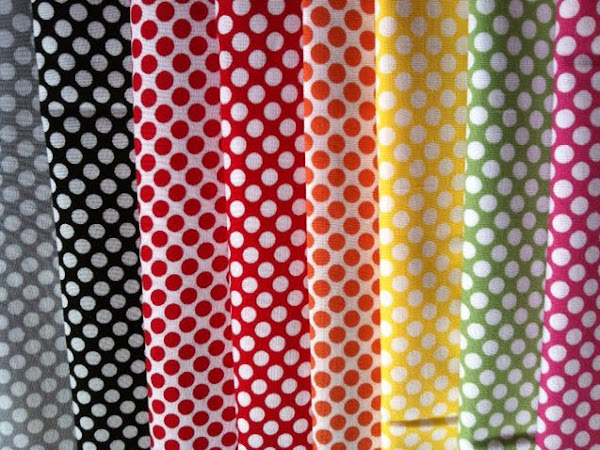 Rainbow of Spots
