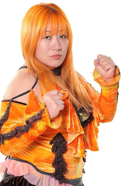 Kayoko Haruyama - Japanese Women Wrestling