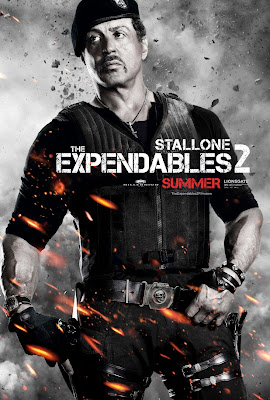 the expendables 2, action movie