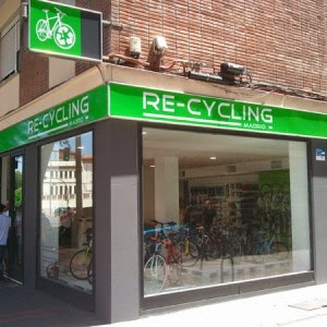 Somos Recycling, Tienda de Reciclaje de Bicicletas