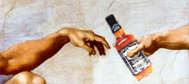 Sex Slaves: Thank God for Jack Daniel's
