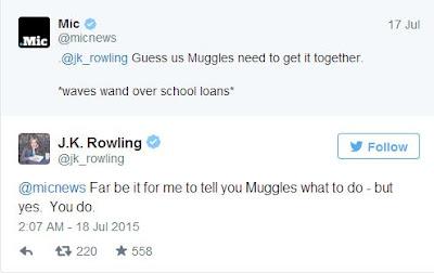 Biaya Hogwarts, Ongkos Sekolah Harry Potter