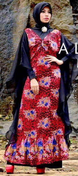 Trend Model Hijab Modern untuk Kebaya