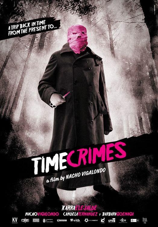 Tội Ác Xoay Vòng - Timecrimes