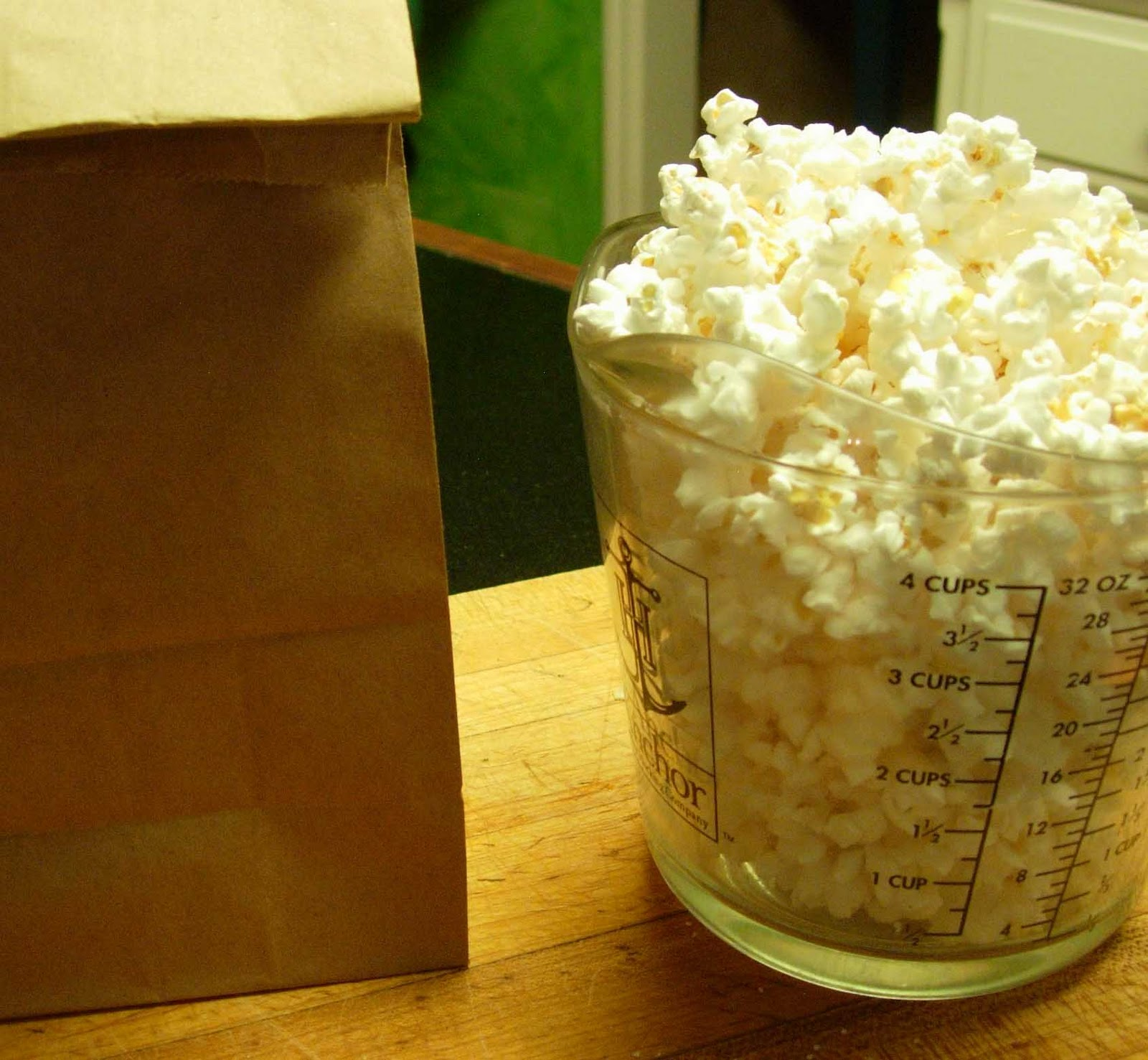 This is How I Cook: Microwave Caramel Corn (Believe It)