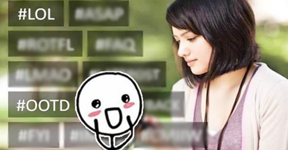 Ini Singkatan & Istilah Yang Biasa Digunakan di Sosial Media
