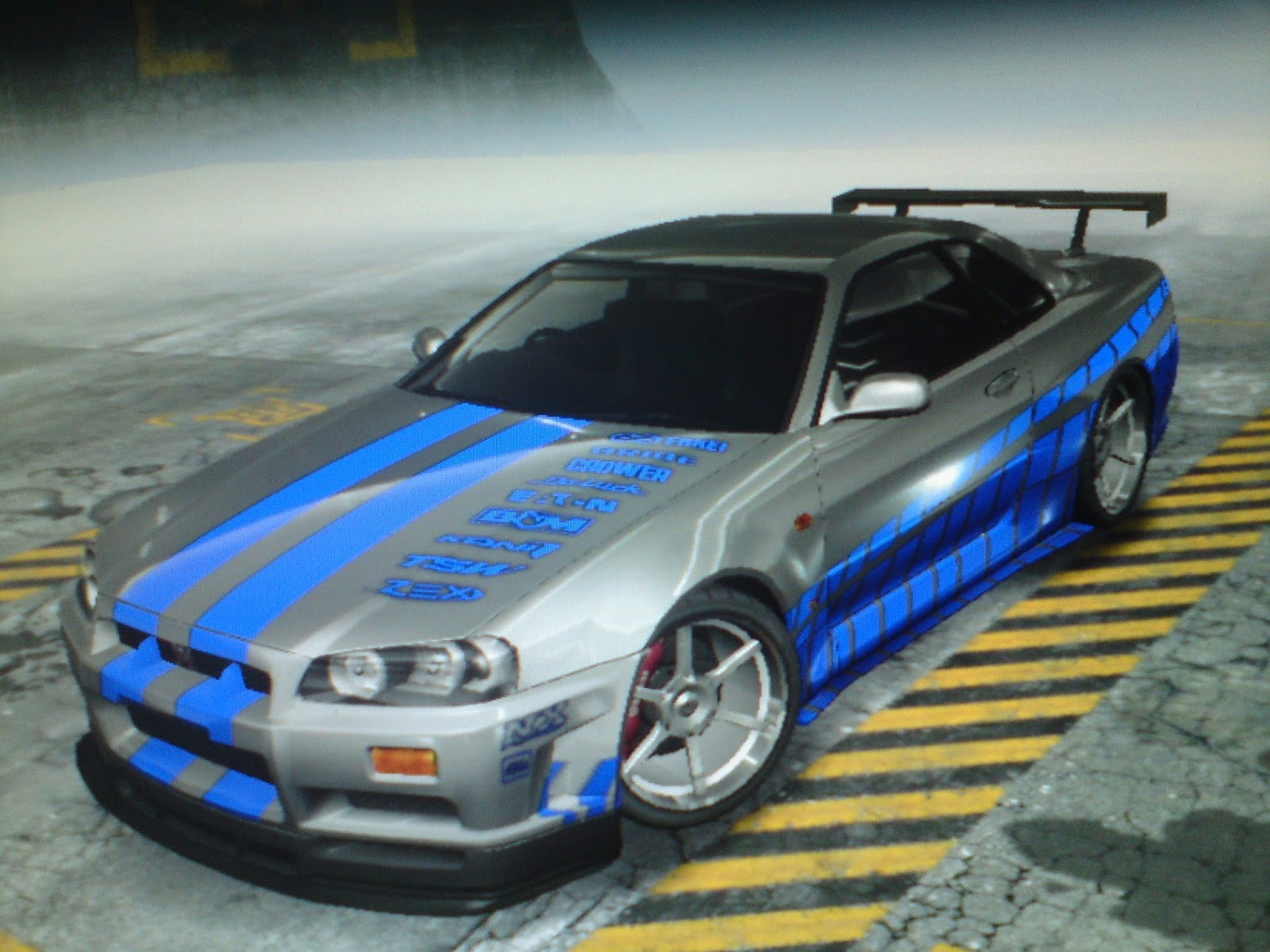 2014 Nissan skyline R34 Spy Shots