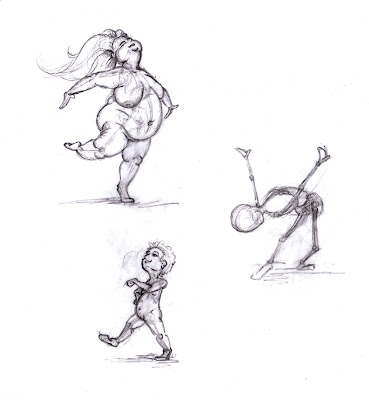 how to draw a aye aye