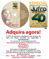 DVD - JUFRA 40 anos
