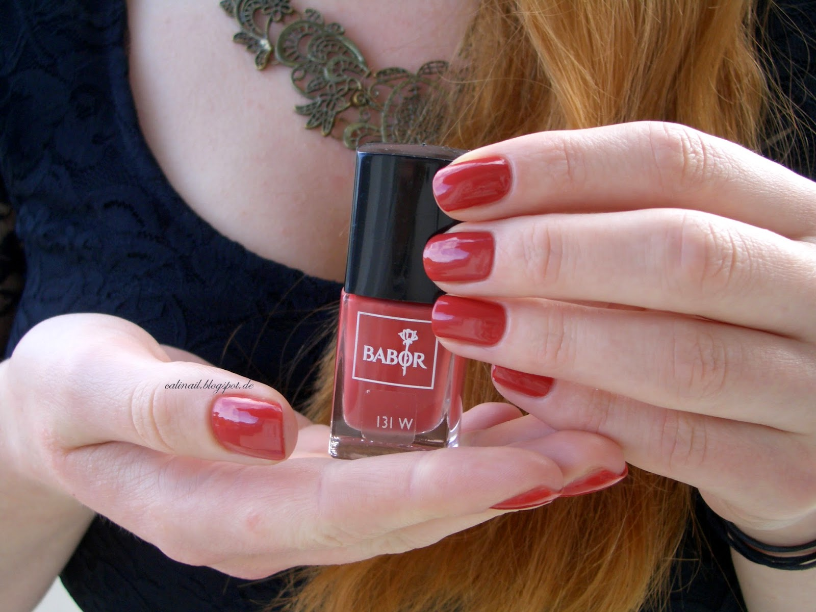 Calinail: Babor - Nagellack made in Germany