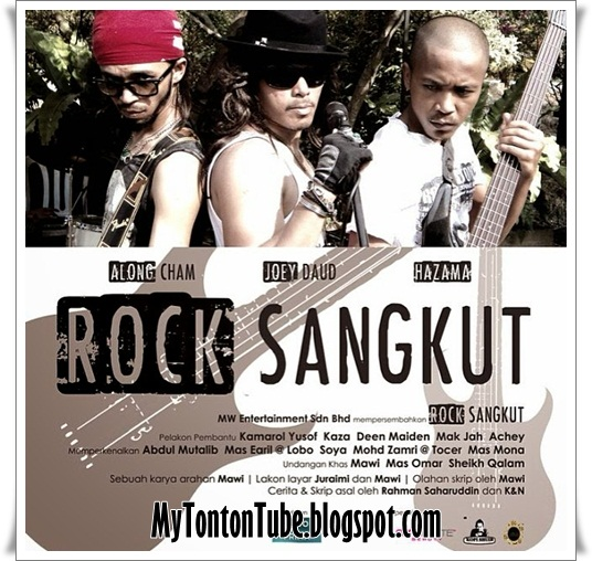 Rock Sangkut (2014) - Full Movie, 2014, Malaysia, Rock Sangkut (2014) full movie, Rock Sangkut (2014) telemovie, Telemovie