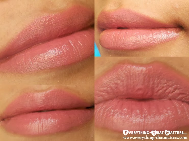 Bobbi Brown Sandwash Pink Lipstick Review pictures