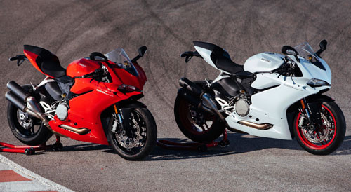 Ducati 959 Panigale Test: Powerfull
