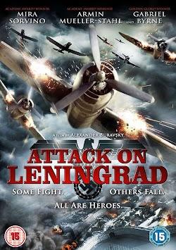 Tấn Công Leningrad - Attack On Leningrad 2009 (2009) Poster