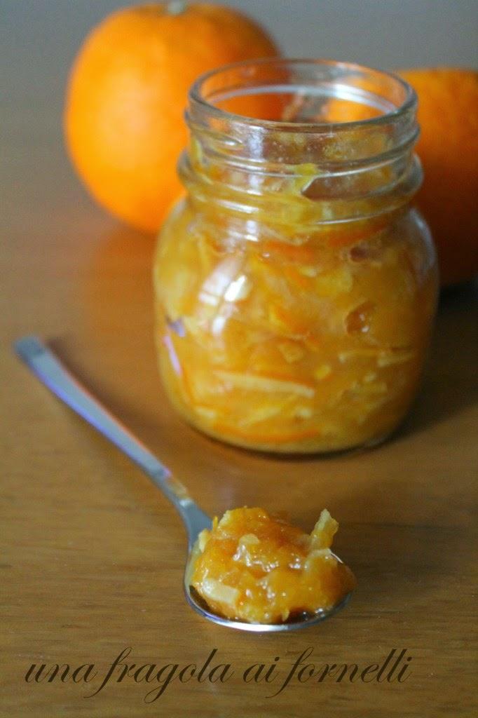 Una fragola ai fornelli marmellata di arance senza - Cucina senza fornelli ...