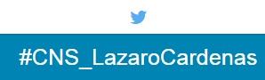 #CNS_LazaroCardenas