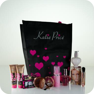 Katie price fragrance gift set