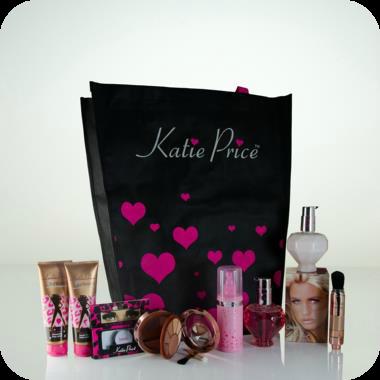 Katie price fragrance gift set