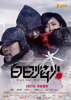 Bạch Nhật Diễm Hỏa - Black Coal Thin Ice