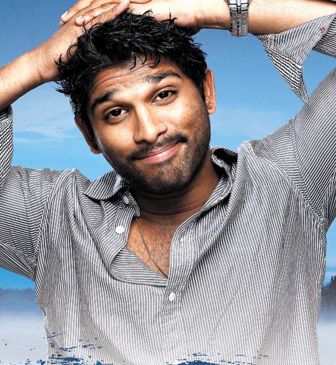 Bollywood Allu Arjun
