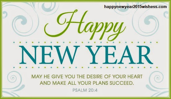 Happy New Year Greetings With Bible Verses - drive ...