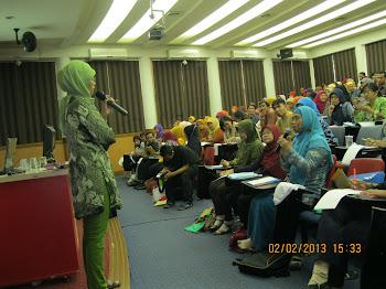 Pelatihan Matematika Pertama ITB88 Peduli Pendidikan di Gedung SBM ITB Bandung