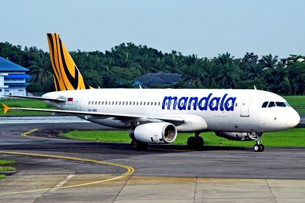 Mandala Airlines. AeroTourismNews