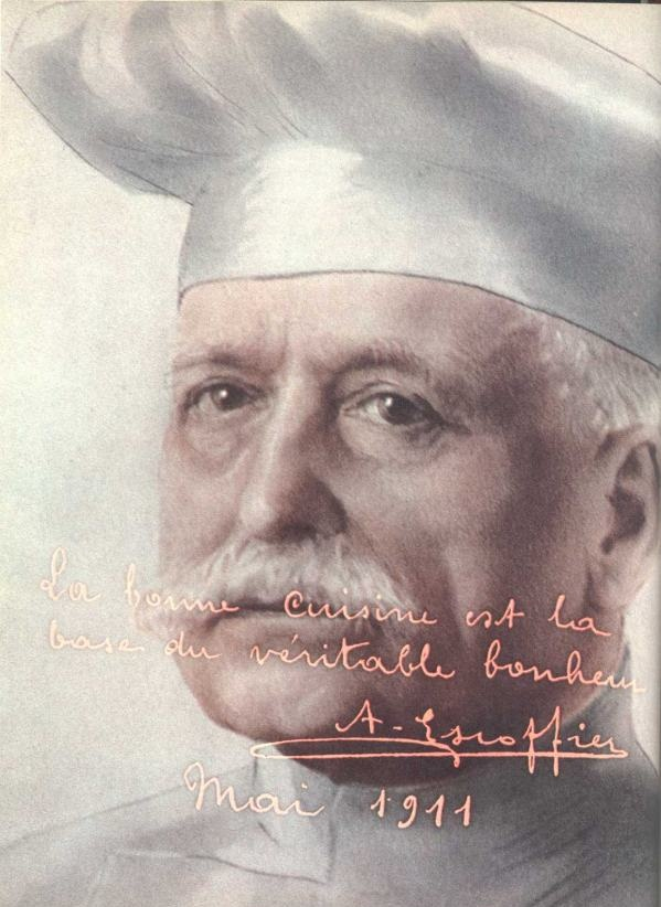 history of auguste escoffier and marie careme George auguste escoffier georges auguste escoffier was born on october 28th 1846 in the provence region of france escoffier's major reference work titled le guide culinaire, published in 1903 is full of recipes and techniques still used today by chefs and restaurateurs worldwide.